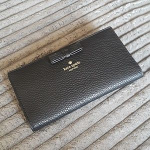 NWT Kate Spade Wallet and Checkbook Holder